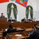 Дума Владивостока принимает поздравления с 145-летием создания представительного органа