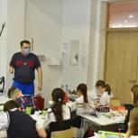 Михаил Диктованный: Уроки доброты учат детей смотреть на мир шире