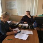Владимир Материкин поможет оформить подписку на районную газету пенсионерам и многодетным семьям