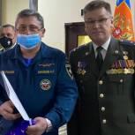 В Нарьян-Маре спасателей поздравили с профессиональным праздником