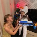 Анатолий Ципящук исполнил желания детей о портативной колонке, роботе и радиоуправляемом автобусе