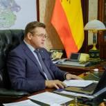 Николай Любимов: Наша общая задача – сделать так, чтобы людям в Рязанской области было комфортно, чтобы они были обеспечены всем необходимым для полноценной жизни