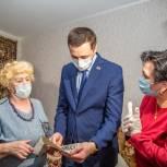 Волонтеры приобрели лекарства для пенсионерки из Звенигорода