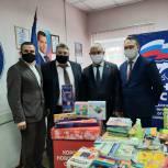 300 подарков передали активисты Промышленного района для маленьких пациентов самарских больниц