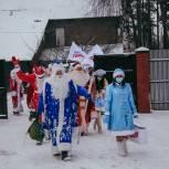 «Молодая Гвардия» посетит более 50 детских домов и вручит подарки воспитанникам