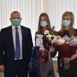 В Брянске наградили победителей «Диктанта Победы»
