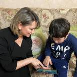 Депутаты воплотили в жизнь мечты детей с ограниченными возможностями здоровья из Дагестана