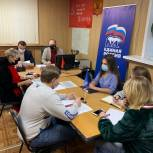 Единороссы Лобни подвели итоги реализации партпроекта «Локомотивы роста»