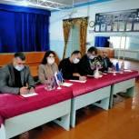 Депутат Лейла Керимова с рабочим визитом побывала в Дербентском районе