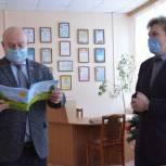 При поддержке депутата Алексея Хохлова издана книга стихов для детей