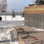 Юрий Швыткин присоединился к акции «Защитим память Героев»