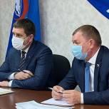 Сергей Аверкиев провел приемы граждан в своем избирательном округе