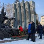 В Екатеринбурге почтили память воинов-интернационалистов