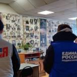 Единороссы Красногорска доставили в ветеранскую организацию бутилированную воду и СИЗы