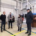 Ирина Роднина встретилась с коллективом завода компании «Металл Профиль»