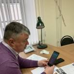 Артем Кавинов: «Онлайн-форматы позволяют быть на связи с жителями даже из самых дальних уголков округа»
