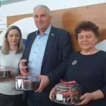 Владимир Кириллов наградил победителей соревнований в Кузнецке