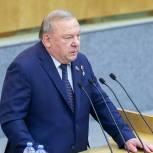 Владимир Шаманов: Поправки об ужесточении ответственности за оскорбление ветеранов должны найти поддержку всей Госдумы
