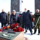В Пензе почтили память россиян, исполнявших интернациональный долг