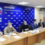 «Единая Россия» провела в Ненецком автономном округе игру «РосКвиз»