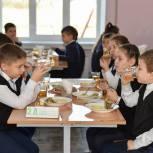 Единороссы проверяют качество горячего питания школьников