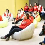 В Солнечногорске партийные активисты поблагодарили волонтёров молодёжных центров