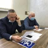 Алексей Золотарев оказал помощь курянам, обратившимся к нему в ходе дистанционных приемов
