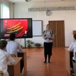 «Единая Россия» в Чеченской Республике провела уроки энергосбережения для школьников