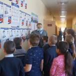Депутаты рассказывают школьникам о героях-рязанцах