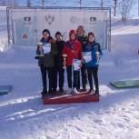 Томские лыжники поблагодарили Владимира Резникова