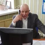 Николай Островский провел прием граждан
