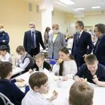 Лыткаринские единороссы проверили качество школьного питания