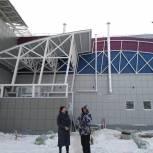 Жители Магадана с нетерпением ждут открытия ФОКа