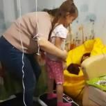 Валерий Лидин подарил тренажер ребенку с ОВЗ из Пензы