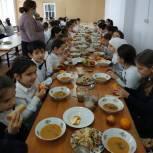 Единороссы Дагестана и Северной Осетии выявили незначительные нарушения в организации горячего питания младшеклассников