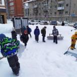 Томские школьники присоединились к акции «Единой России» «Защитим память героев»