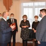 Депутаты поздравили лауреата Всероссийского конкурса «Учитель года России» — 2020