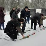Сотни дагестанцев присоединились к акции «Единой России» и волонтерских объединений «Защитим память героев»