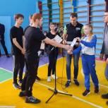 В школах Новых Бурас и Энгельса прошли спортивно-массовые мероприятия