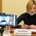 Онлайн – приемная «Единой России» организовала медицинский вебинар