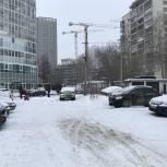 Депутат Сергей Чепиков поможет жителям Екатеринбурга в обустройстве пешеходных путей и тротуара
