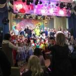 Одинцовские партийцы вошли в состав жюри VII Открытого фестиваля «Ярмарка народных талантов»