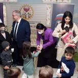 Дагестанские единороссы организовали праздник для онкобольных детей