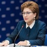 Галина Карелова: Во многих регионах очередность в дома-интернаты для пожилых и инвалидов ликвидирована