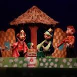 Детей пригласили в  областной театр кукол