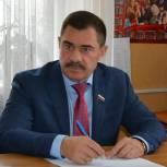 Башмаковский район: Сергей Ванюшин ответил на вопросы сельчан