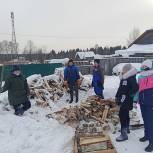 Добровольческая акция «Учителю с любовью» стартовала в Кедровом