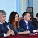 Студенты Самарского колледжа строительства и предпринимательства познакомились с депутатами