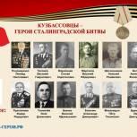 В Сети появилась страница о кузбассовцах, участвовавших в Сталинградской битве