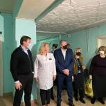 Сергей Пахомов проверил пункт вакцинации против коронавируса в Королёве